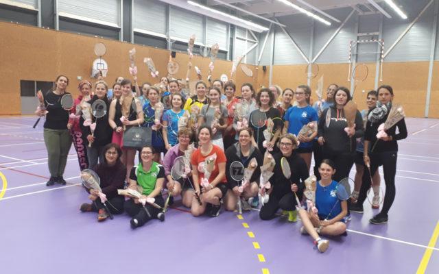 Le 1er tournoi amical 100% féminin à La Milesse