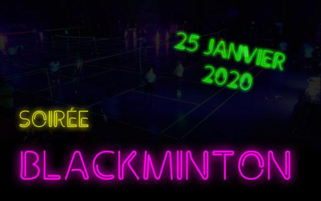 Blackminton 2020 Édition 2