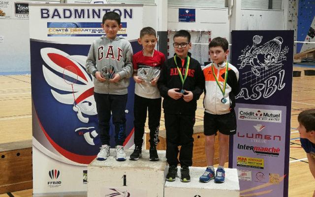 CIJ3 – 3 podiums pour Tom !